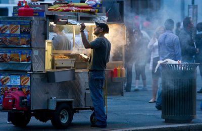 La street food... ?