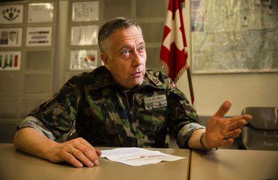 El Jefe del ejército suizo advierte del creciente descontento social y exhorta a los ciudadanos suizos a armarse