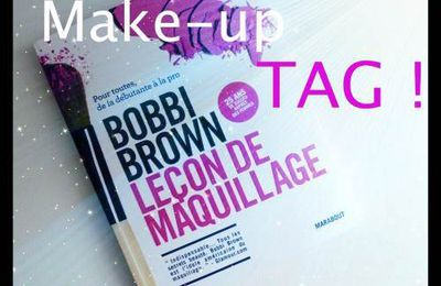 Make-up tag !