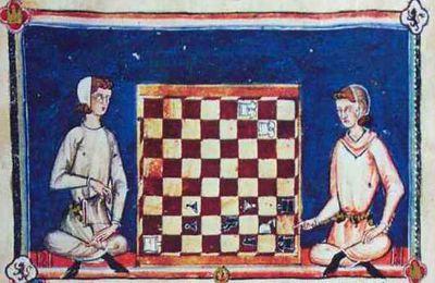 Le jeu d'échecs avec dames. -1/4-