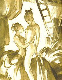 Le XVIIIe siècle : La femme et le libertin. - 11/. -