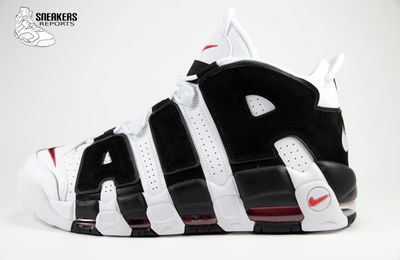 Nike Air More Uptempo Scottie Pippen PE