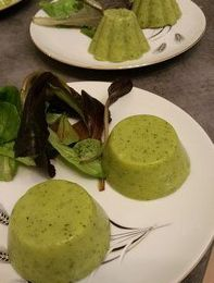 Mousse de courgettes au Thermomix