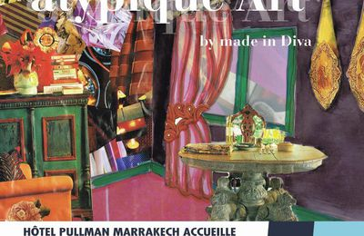 Hotel Pullman Marrakech accueille les Artistes de made in Diva du 20 Mai au 20 Septembre
