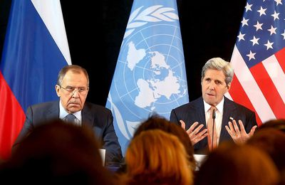 ACCORD ENTRE RUSSES ET AMERICAINS POUR CESSER LES « HOSTILITES » EN SYRIE