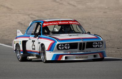 VOITURES DE LEGENDE (680) : BMW 3.0 CSL  IMSA - 1975