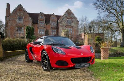 VOITURES DE LEGENDE (729) : LOTUS ELISE SPRINT 220 - 2017