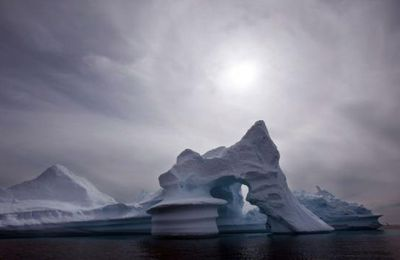 Le collier de la princesse du pôle Nord