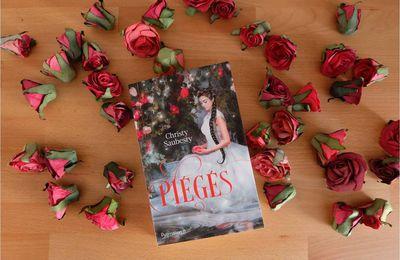 Piégés, roman d'amour à l'époque victorienne