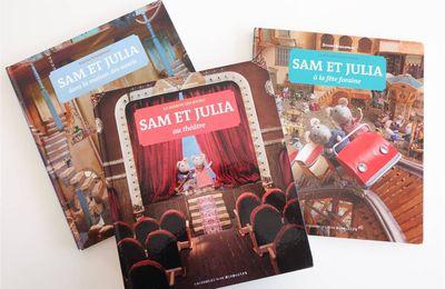 Sam et Julia, les aventures des petites souris