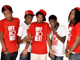Kiff no beat swagg et brouteur for Kiff no beat video