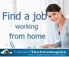 Home Based Jobs by Gleam Technologies