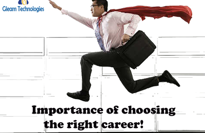 Making the right career move
