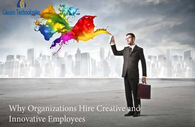All companies looking to hire creative employees