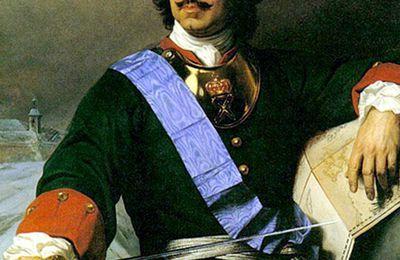 1114 . Visages du passé de Saint-Pétersbourg  .