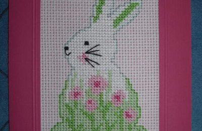 Une carte de Pâques