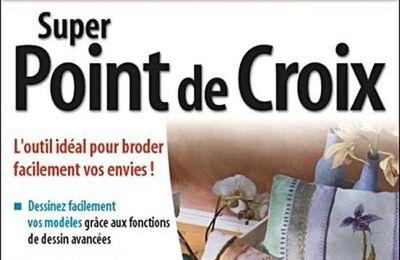 Bonne nouvelle pour le logiciel Super Points de Croix !