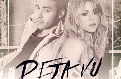 Prince Royce, Shakira - Deja vu