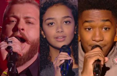 The Voice 2017 - deuxième direct