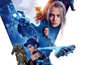 Cara Delevingne - I Feel Everything -Valerian and the City of a Thousand Planets