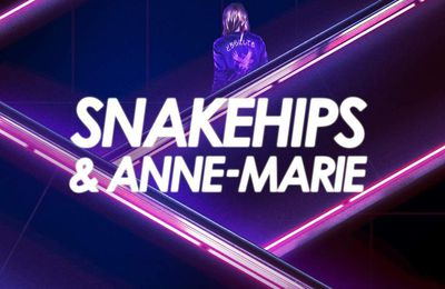 Snakehips, Anne-Marie - Either Way  ft. Joey Bada$$