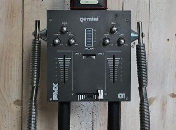 assemblage: Robot Gemini