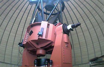 Dans la peau d'un astronome