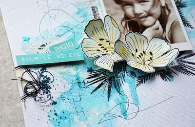 Grand Jeu de l été Fil and scrap DEFI n° 2