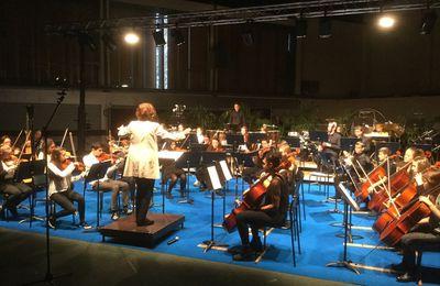 Ste-Cécile de l'Union Musicale : un superbe concert français !