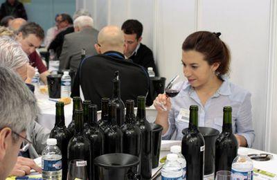 « Plus de 4.000 vins dégustés lors du plus vaste concours international de vin en France!! »