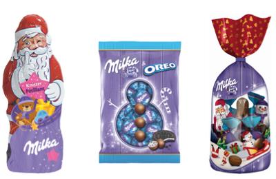 Des chocolats Milka tout nouveaux à gagner sur mon blog pour Noël !