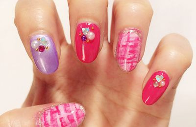 Japanese-inspired Nail Art