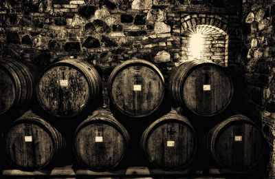 Benefits Of Stainless Steel Wine Barrels