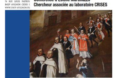 AVIGNON vendredi 26 février 2016 : Toulouse et la Réforme catholique