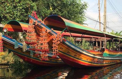 De Bangkok à Ayutthaya