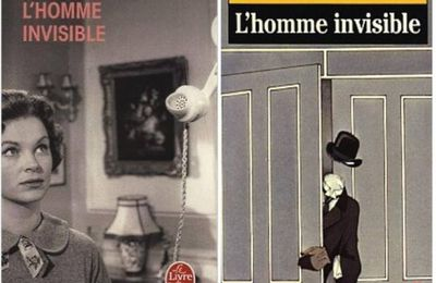 L'homme invisible, de H.G Wells