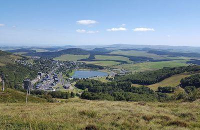Une semaine en Auvergne dans le Massif du Sancy
