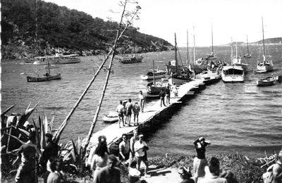 Rotations maritimes 1947-1950