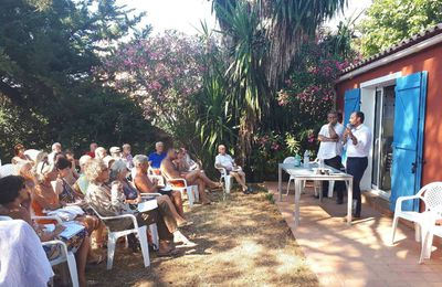 """Réunion publique sur le processus labellisation """"îles durables"""""""