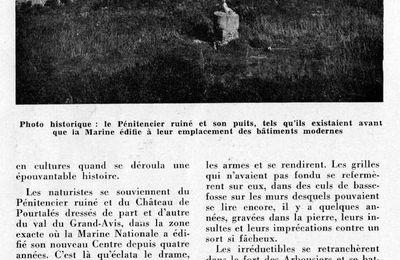 """""""L'île du Levant dans l'histoire"""" 2/3"""