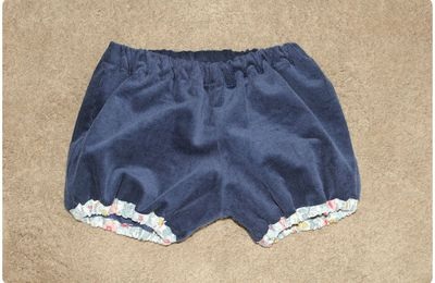 Tee shirts et bloomers
