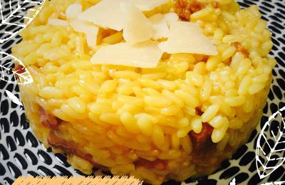 RISOTTO CHORIZO (version COOKEO)
