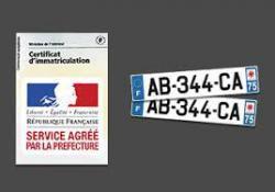 Bureau de carte grise mulhouse certificat de conformité et carte
