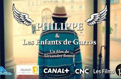En voyage sur les traces de Roland Garros - Un beau film d'Alexandre Boutié.