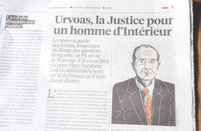 Wanted ! Urvoas Jean-Jacques ...