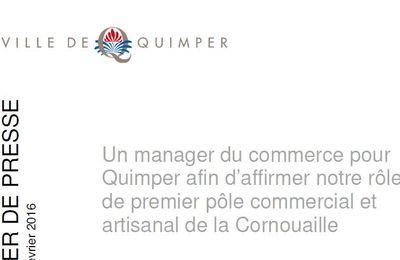 Bar tabac presse de Kermoysan : un premier challenge pour le nouveau monsieur commerce de Quimper ?