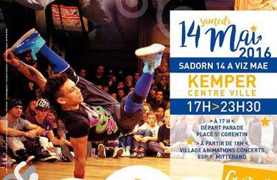 Culture Breizh et Hip hop New School