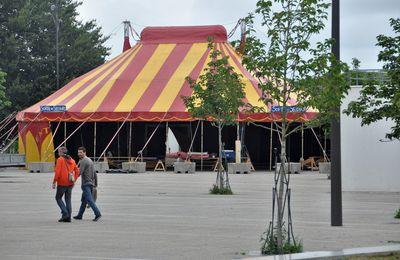 Fête de fin d'année à la Maison du cirque