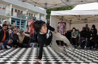 Block party et championnat B-Boys à Penhars