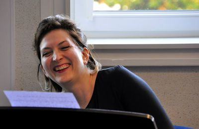 Choristes de Max-Jacob : un projet de scène avec Eve Risser